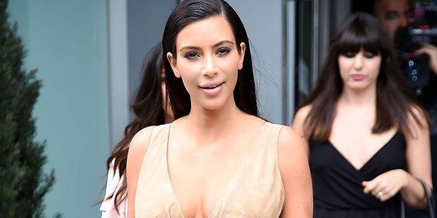 Hellseher sagte Kim zweites Baby voraus