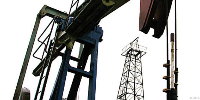 Öl-Vorräte sind auch in der Krise ausreichend