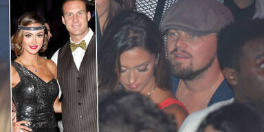 Leonardo DiCaprio, Katie Cleary, Andrew Stern