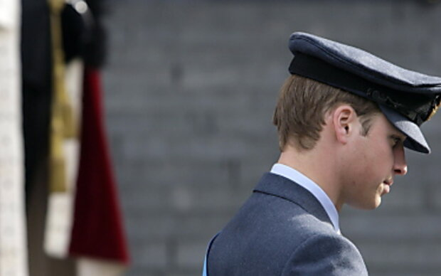 Prinz William will kein