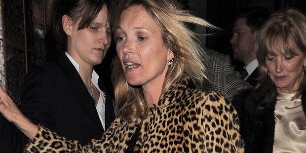 Kate Moss: Betrunken am Flughafen