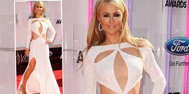 Paris Hilton bei den BET-Awards