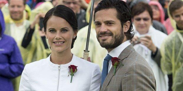 Carl Philip & Sofia: Wie wird Hochzeit?