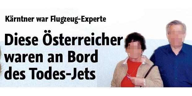 Österreicher war Flugzeug-Experte