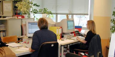 Österreicher arbeiten lange