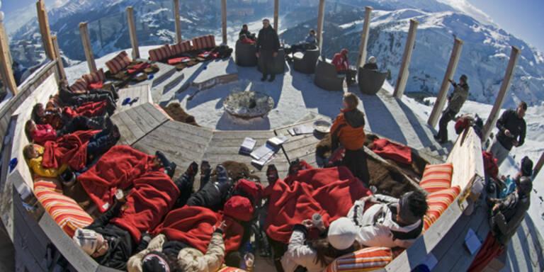 Österreichs beste Almhotels - Kristallhütte