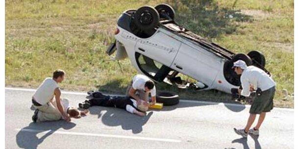 Zielgerade für Österreichs schlechteste Autofahrer