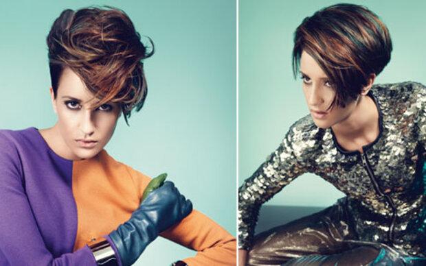 'Austria's next Topmodel' zeigt Frühlingsfrisuren