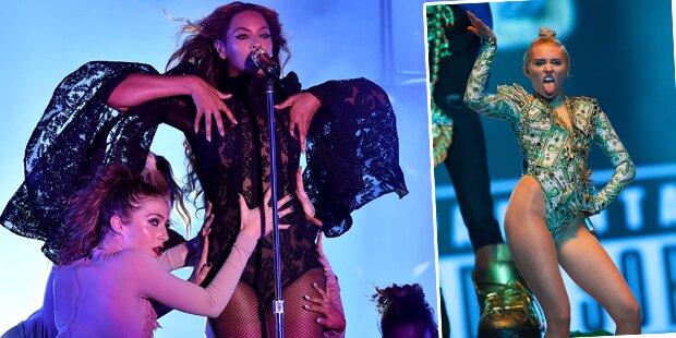 VMAs: Heiße Shows erwarten uns