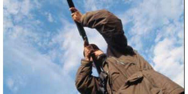 Jäger stürzt mit erlegtem Rehbock in den Tod