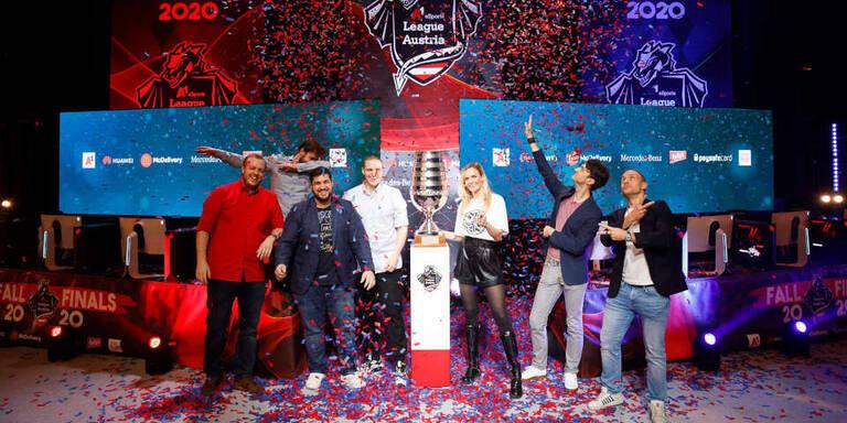 Heimische eSports-Champions gekürt