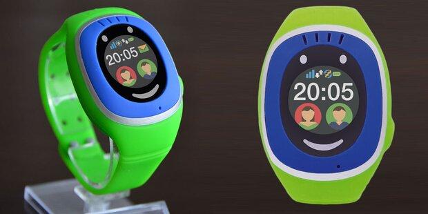 A1 bringt eigene Kinder-Smartwatch