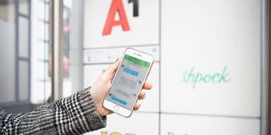 A1 macht Telefonzellen zu Paketstationen