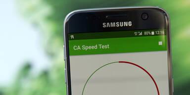 A1 zeigte 5G mit 1,4 Gigabit/s (!)