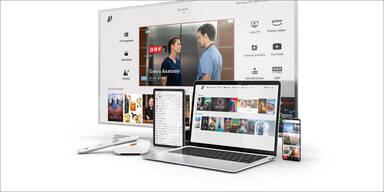 "A1 startet neues TV-Angebot ""Xplore"""