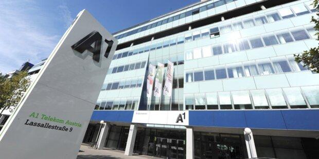 A1 erhöht Handy- und Internet-Tarife