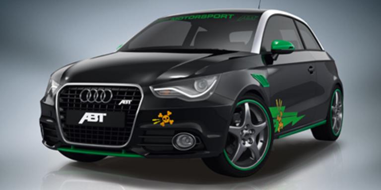 Drei neue Audi A1 von Abt