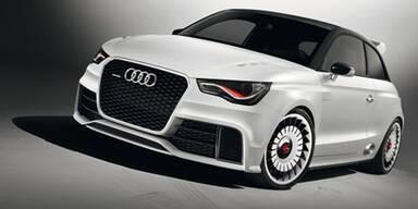 Audi A1 clubsport quattro beim GTI-Treffen