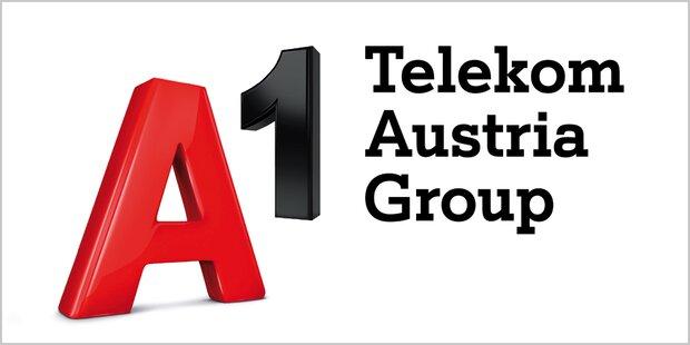 A1 ändert Marken-Logo auf Rot