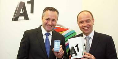 A1 bringt Kombi mit Gratis-iPhone 4