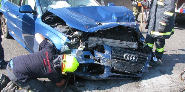Unfallserie auf Westautobahn bei NÖ