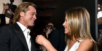 Jen Aniston & Brad Pitt: Ja, die zwei sind verliebt