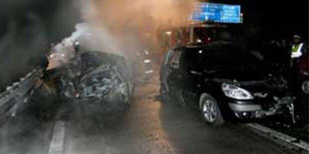 3 Monate Haft für Autofahrer