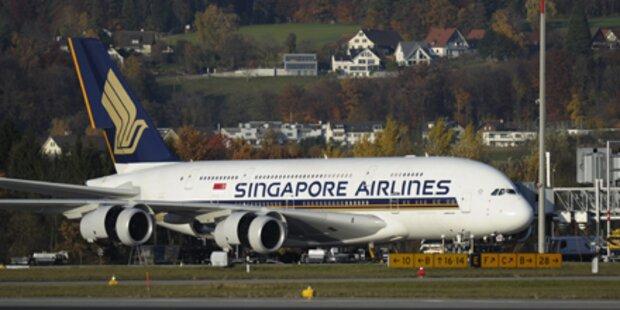 Airline nimmt A380-Flotte wieder in Betrieb
