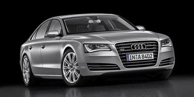 Audi präsentiert mit dem A8 sein neues Flaggschiff