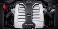 Der neue W12 Motor mit Direkteinspritzung leistest 500 PS.