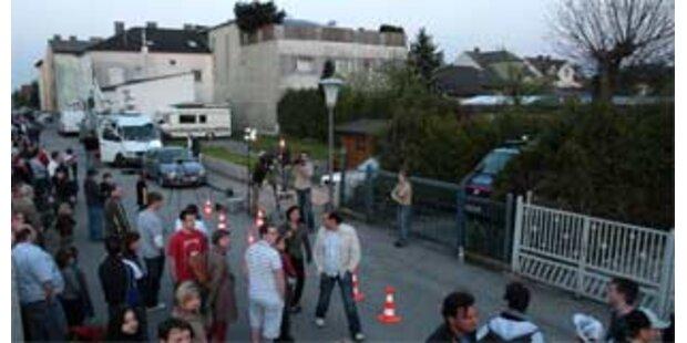 ÖSTERREICH-Reporterin wurde vom Täter verjagt