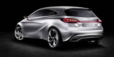 Daimlers Elektroauto für China heißt Denza