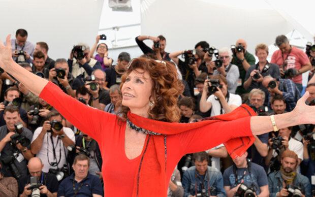 Sophia Loren wird 80