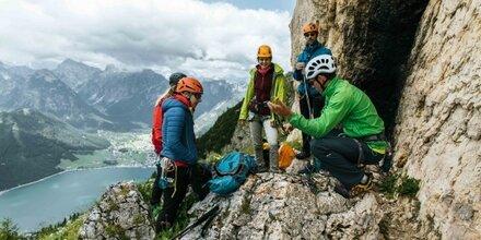 Tirols Almen an der Spitze