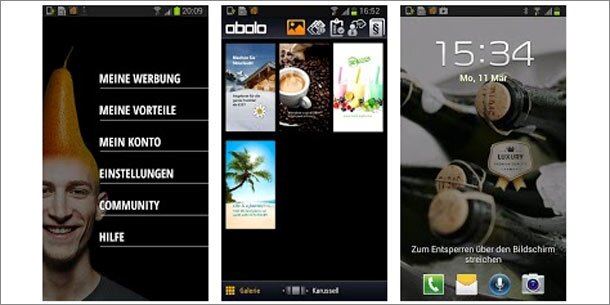 abalo mit smartphone app geld verdienen. Black Bedroom Furniture Sets. Home Design Ideas