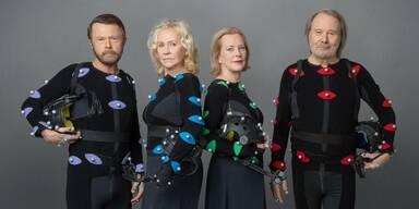 ABBA brechen jetzt wieder alle Rekorde
