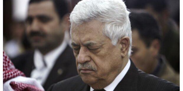 Abbas-Regierung will militante Gruppen entwaffnen