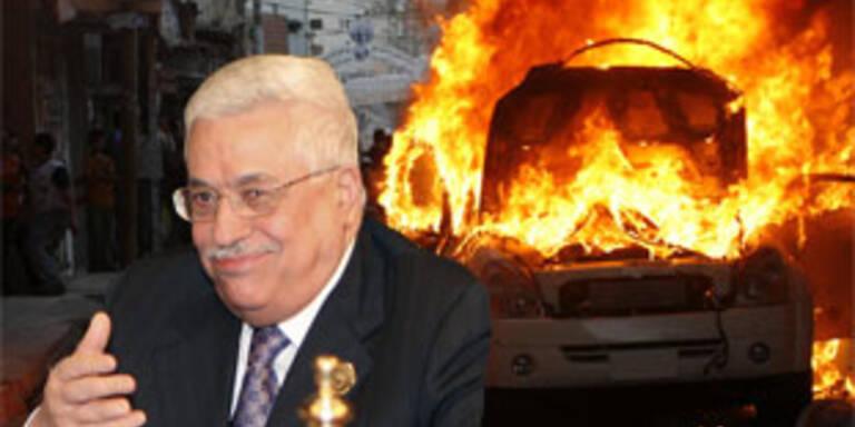 Abbas sagt dem Terror den Kampf an