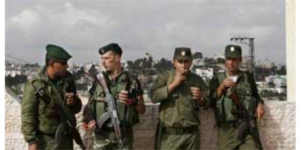 Abbas' Truppen übernehmen Stellungen in Hebron
