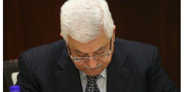 Abbas kandidiert nicht mehr