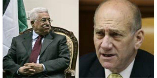 Kernfragen werden in Jerusalem verhandelt