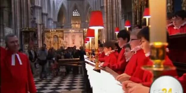 K&W: die mächtige Westminster Abbey