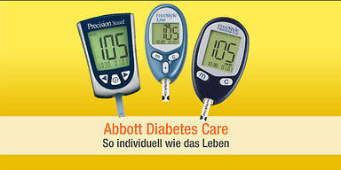 Abbott Diabetes Care Werbung