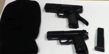 Polizei schnappte junge Serienräuber