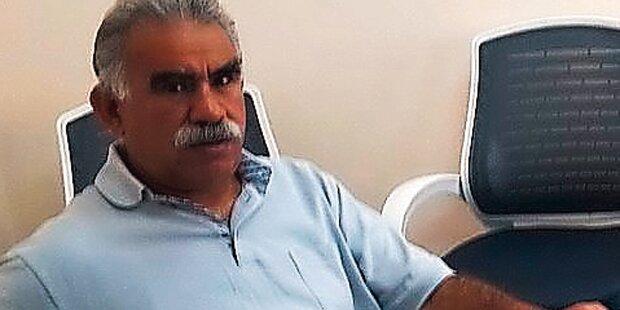 Deutsche Regierung verbietet Öcalan-Bilder