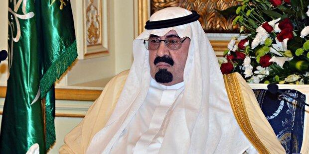 Saudi-König Abdullah ist gestorben