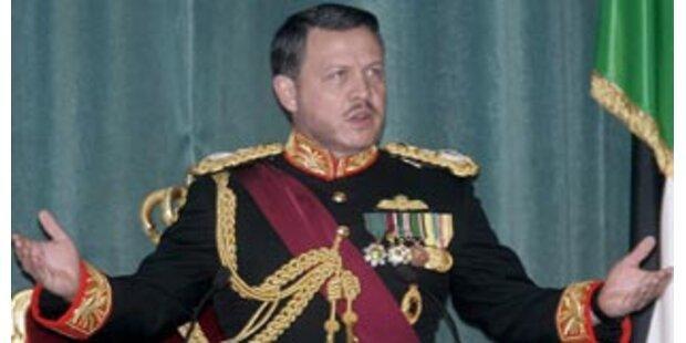 König Abdullah will panarabische Golan-Initiative