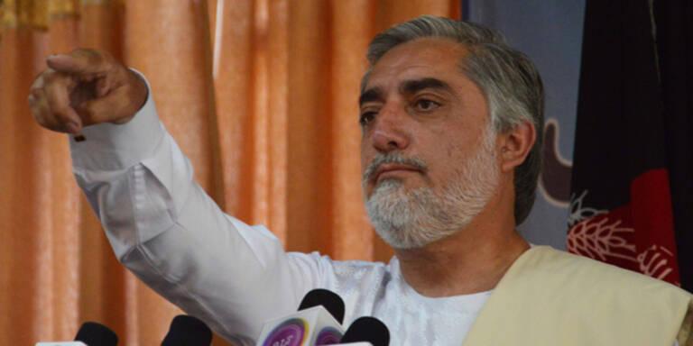 Afghanistan: Stichwahl um Präsidentschaft