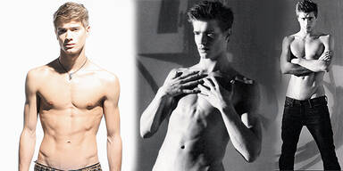 Moritz Mitterbauer Abercrombie & Fitch
