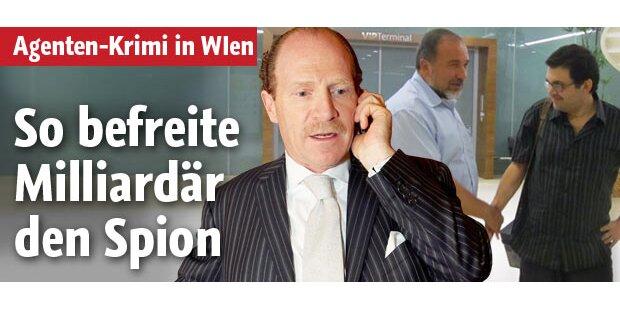 Weiterer Agenten-Thriller in Wien